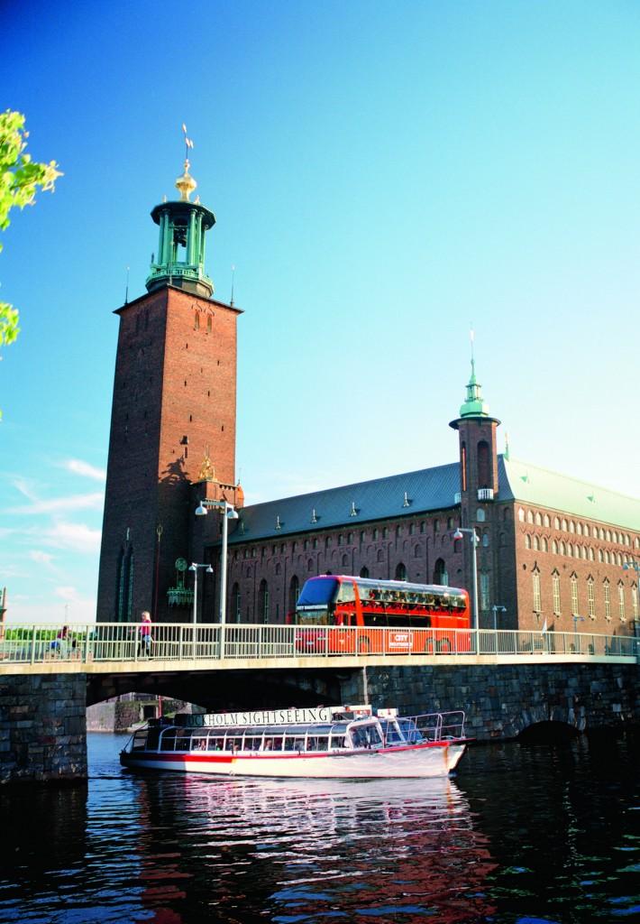 Strömmakoncernen har fått ny nordisk marknads- och försäljningschef. Foto: Strömma Turism & Sjöfart.
