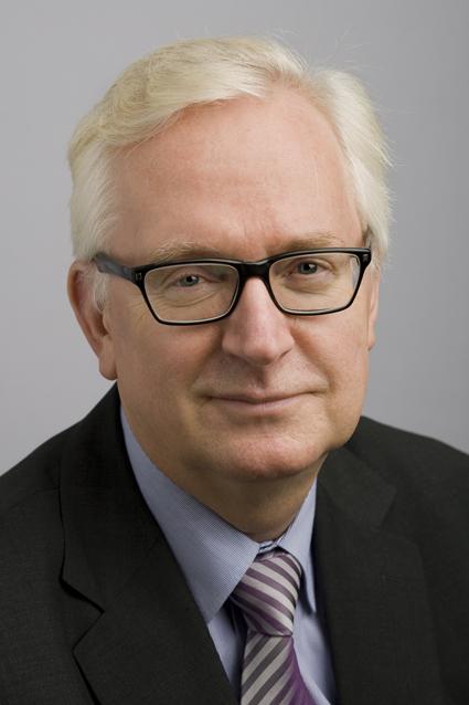 Toivo Heinsoo, landstingsdirektör i Stockholms läns landsting. Foto: Erja Lempinen.