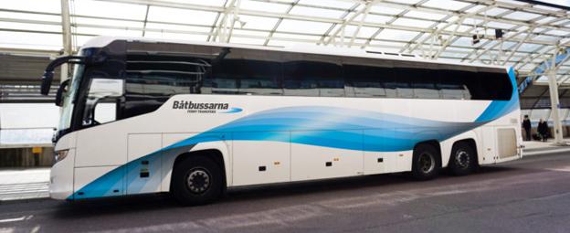 Flygbussarna Charter lanserar varumärket Båtbussarna.