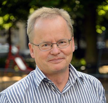 Göran Forssén är sekreterare i Stockholms Bussbranschförening. Foto: Ulo MAasing.