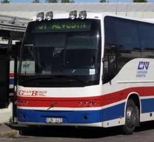 Granbergs-Buss