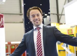 Håkan Jönsson får i den nya organisationen försäljningsansvret gentemot stora kunder. Foto: Ulo Maasing.