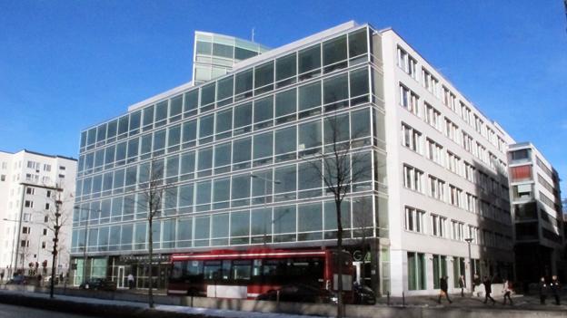 Trafikförvaltningens/SL:s kontor i Stockholm. Var och en av de anställda här backas upp av konsulter för nästan två miljoner om året, totalt 1,2 miljarder. Foto: Ulo Maasing.