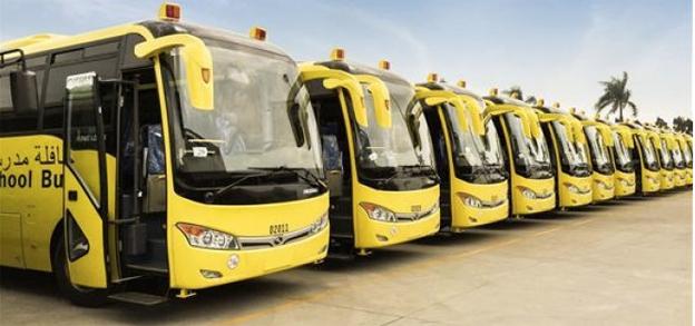 King Long har på en mnad levererat 1060 skolbussar till Saudiarabien.