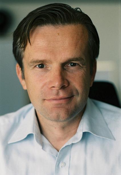 Caj Luoma, chef för Utbildning & Arbetsmarknad på Transportföretagen. Foto: Transportföretagen.