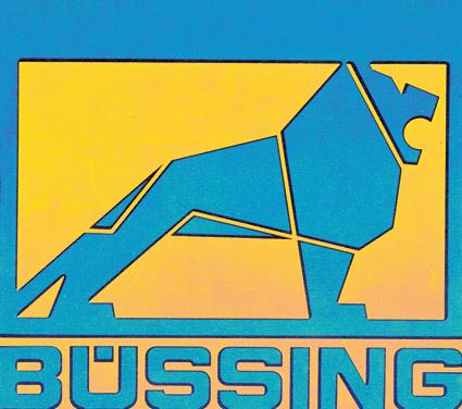 1971 tog MAN över busstillverkaren Büssing.