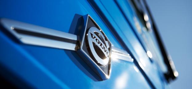 Mer än varannan nyregistrerad tung buss under maj var en Volvo. Foto: Volvo Bussar.