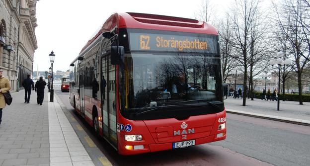 Räddar hundratusental Stockholmare och besökare i sommar. Foto: Ulo Maasing.