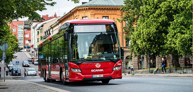 Scania öppnar för användning av HVO i sina euro 5- och euro 6-motorer. Foto: Scania.