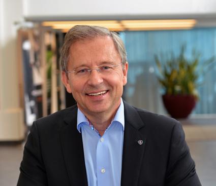 Robert Sobocki är ny vd för Scania-Bilar Sverige AB. Foto: Scania.