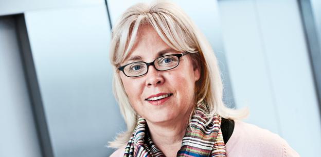 Tina Helin, vd för E.ON.
