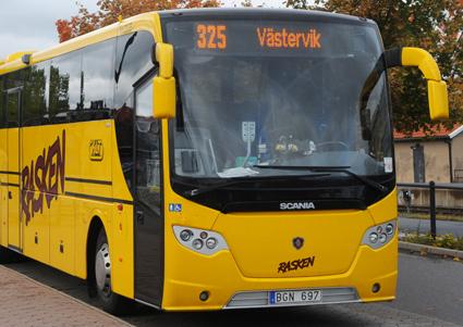 Kalmar Länstrafik vill köra busslinjer till både Norrköping och Växjö. Foto: Ulo Maasing.