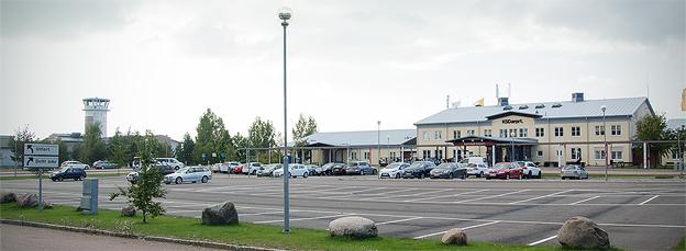 Karlstads flygplats –nå nåbar via nätbokad flygbuss. Foto: Karlstad Airport.