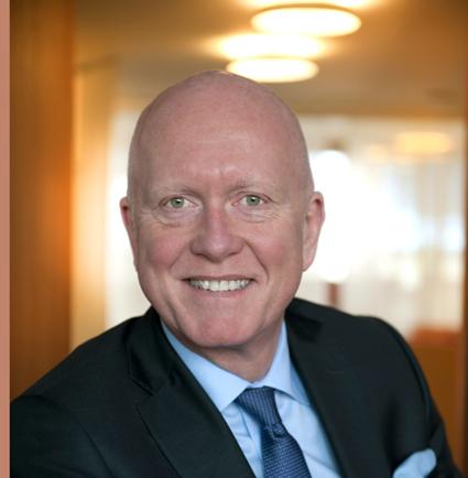 Peter Jeppsson blir vice vd för Svenskt Näringsliv. Foto: Paul Quant.