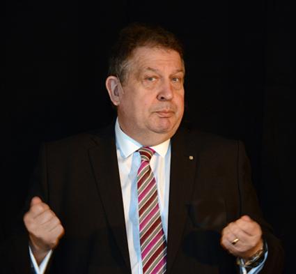 Anders Lindström, tidigare SL-chef, informerade inte politiker om mutmisstankar. Foto: Ulo Maasing.
