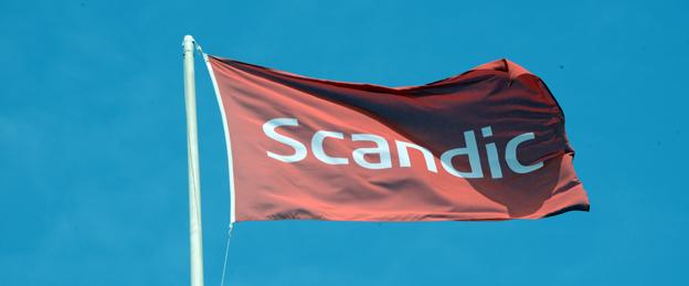Hotellkedjan Scandic överbokar sina hotell. Foto: Ulo MAasing.