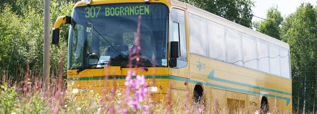 Värmlandstrafik satsar på att locka flretag att styra om tjänsteresor till kollektivtrafiken. Foto:Värmlandstrafik.