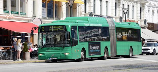 SD tar Skånetrafiken till domstol för stoppad reklamkampanj. Foto: Ulo Maasing.