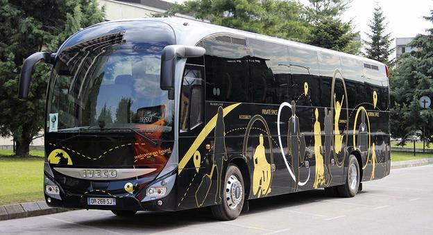 Iveco Magelys ärStuart Jones/Bus & Coach Buyer.