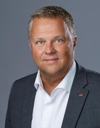 Peter Jangbratt, ny chef för Scandichotellen i Sverige. Foto: Peter Knutson.