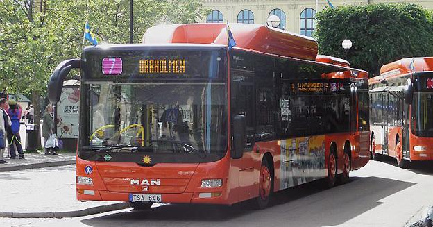 Karlstadsbuss kan i framtiden hamna i samma organisation som Värmlandstrafik och Karlstad Airport. Foto: Zippystyle/Wikimedia Commons.