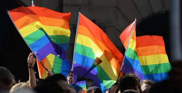 Pride-flaggor