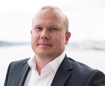 Marcus Risberg. Foto: Tallink Silja.