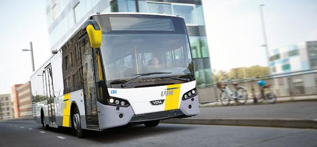 VDL har fått en belgisk stororder på 76 Citea med en option på ytterligare 131 bussar till samma företag, de Lijn. Foto: VDL.