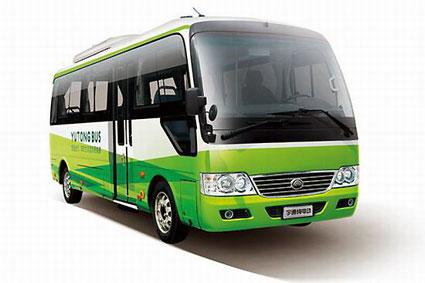 Yutong har på två månader sålt 3000 fullelektriska midibussar.