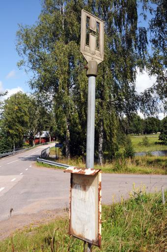Hitta.se säger sig nu innehålla alla landets busshållplatser med tider. Foto: Ulo Maasing.