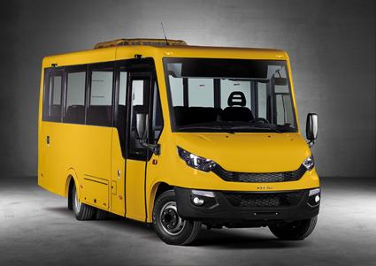 I Sverige har Indcar haft en hel del framgångar, bland annat med en stor beställning från Nobina för trafik i Värmland om 43 bussar fördelade på modellerna Mobi (30 passagerare) och Strada (22 passagerare), båda byggda på Ivecochassier. Bild: Indcar.