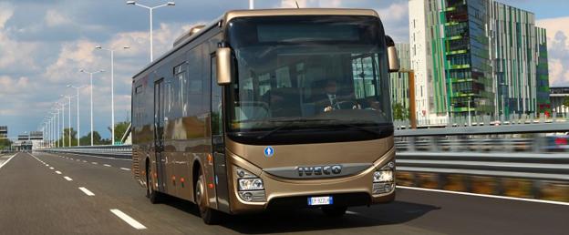Iveco Urbanway är en av de bussar som Vest Buss Sverige marknadsför. Foto: Vest Buss.