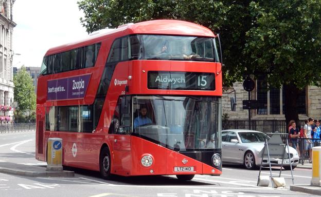 Dyrt färdmedel. London är dyrast i Europa när det gäller resor med kollektivtrafiken. Foto: Ulo Maasing.