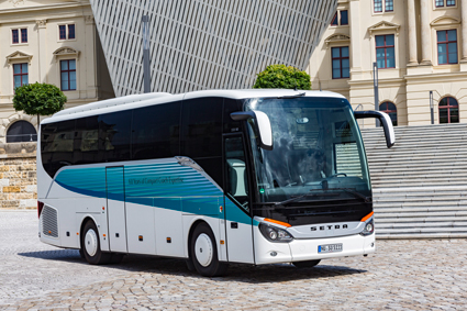 Setra S 511 HD. Foto: Daimler buses.