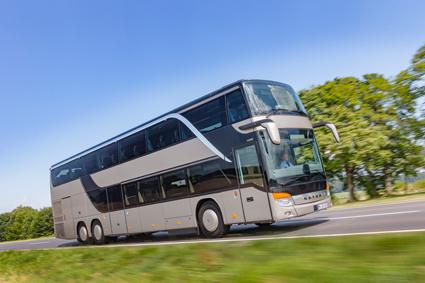 På Busworld i Kortrijk kommer Setra att visa dubbeldäckaren S 431 DT i ett utförande med sikte på expressbussmarknaden.