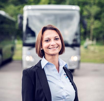 Anette Engelhoffer, StångåBuss: HVO är nästan för bra för att vara sant.