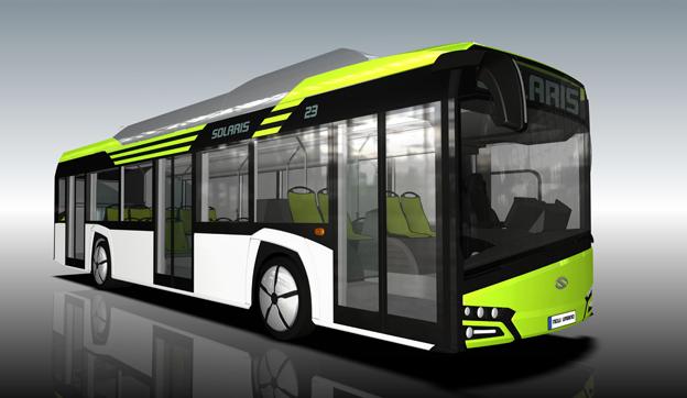 På Busworld i Kortrijk visar Solaris bland annat sin ny Urbino electric samt Urbino 12 LE liksom en ny konceptbuss i midibussklassen.