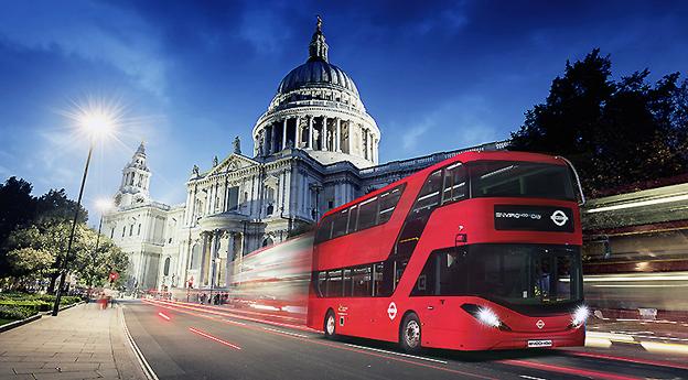 Brittiska ADL lanserar nu sin egen version av en ny dubbeldäckare för London.