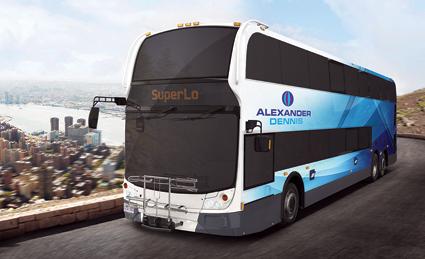 ADL ska också leverera upp till 400 extralåga, treaxliga dubbeldäckare till Toronto, Kanada.