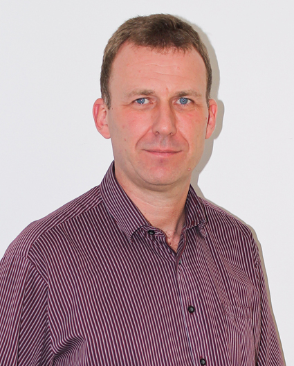 Ulf Bjersing, IT-pristagare för standarder inom kollektivtrafik. Foto ...