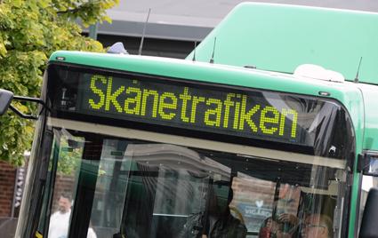 Två tonåringars hackerattack kostade Skånetrafiken fyra miljoner. Foto: Ulo Maasing.