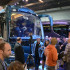 Irizars lansering av nya i8 skedde inför ett massivt uppbåd av fackmedia och kunder. Foto: Ulo Maasing.