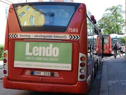 """Det blir """"bara"""" 99 busslinjer i Stockholms län som drabbas av nerskärningar eller nedläggning från januari mot ursprungligen planerade 133. Foto: Ulo Maasijng."""
