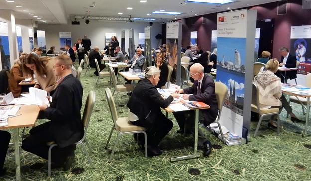 25 tyska säljare medverkade på vorkshopen i Tallinn. Foto: Ulo Maasing.