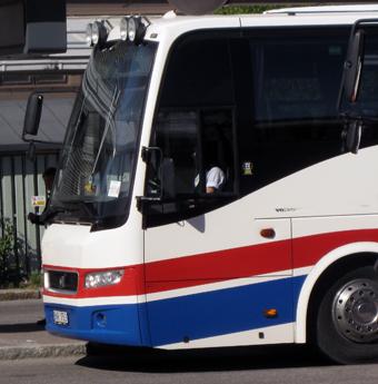Boden vill rusta upp busstrafiken för att locka fler att resa. Foto: Ulo Maasing.