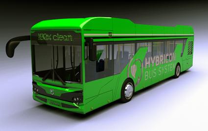 Så här ska Hybricons nya HAW se ut sedan man inlett samarbete med tjeckiska Ekova. Bild: Hybricon.
