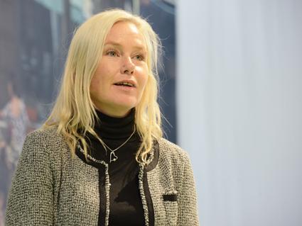 Infrastrukturminister Anna Johansson(S): Nya regler om busslängder och bärgning är på gång. Foto: Ulo Maasing.