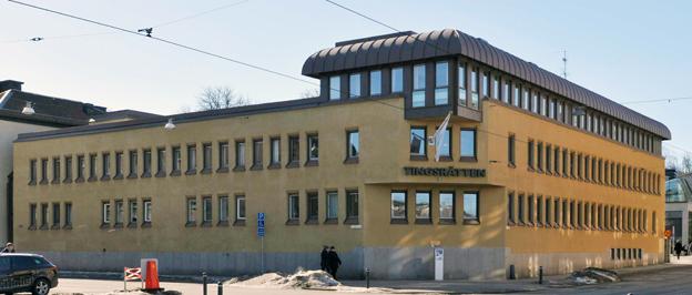 Norrköpings tingsrätt. Foto: Kavelgrisen/Wikimedia Commons.