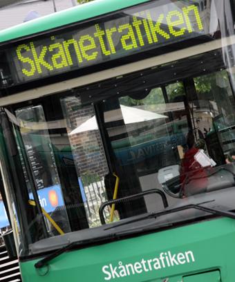 Stoppa tankarna på reklamstopp, säger Alliansen i Skåne. Foto: Ulo Maasing.