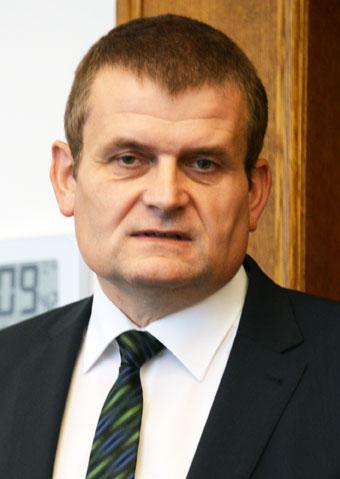 Helmut König är ekonomichef och styrelseledamot i Hamburger Hochbahn. Foto: Ulo Maasing.
